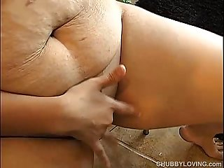 Cute amateur latina BBW