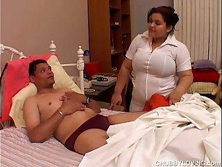 Super sexy big tits BBW is a very hot fuck