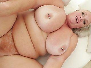 Cameron Skye Huge Tits BBW POV #2