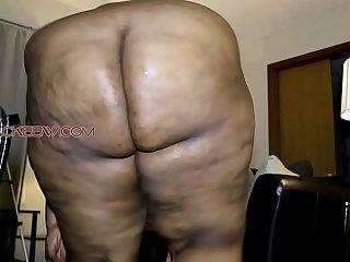 THICK SEXY EBONY BBW!!!