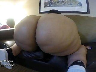 bbw toy masturbation