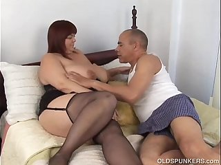 Juicy Josie is a beautiful mature BBW with nice big tits