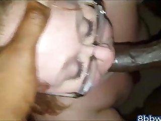 Cumslut BBW 4 Facial - 8bbw.com