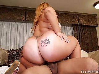 Big Booty PAWG BBW Tiffany Star