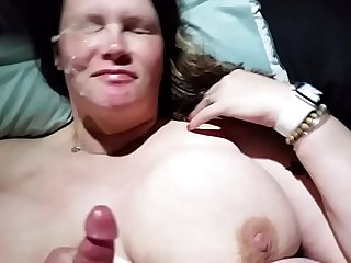Bbw cum compilation