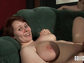 Fat german whore gets fucked