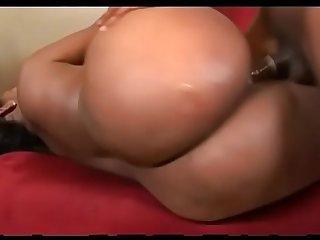 Big black fat ass loves to be shaken # 18