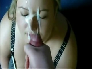 bbw pov cumshot and facial compilation from DesireBBWs .com