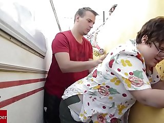 The Sex Alley with Fat Woman. CRI023
