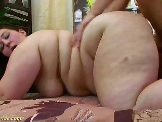 fat flexible babe big cock fucked