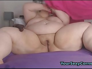 Warning Over 450 Pounds SSBBW Fat Everywhere!