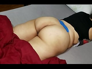 Would you cum all over my fat ass or balls deep in it?