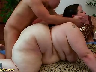 extreme fat girl rough fucked