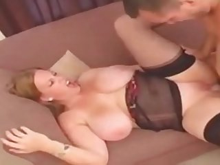 Fat milf with deepthroat